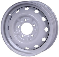 Фото Steel Wheels ВАЗ (5x14/4x98 ET35 d58.6) White