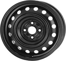Фото Steel Wheels Mitsubishi (6.5x16/5x114.3 ET46 d67.1) Black
