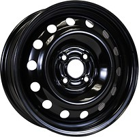 Фото Steel Wheels Renault Logan (6x15/4x100 ET43 d60.1) Black