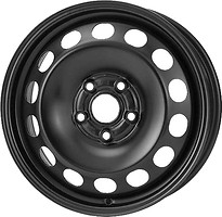 Фото Steel Wheels Skoda (6x15/5x112 ET47 d57.1) Black