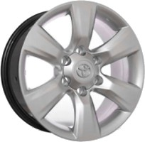 Фото ZD Wheels C99 (7.5x17/6x139.7 ET25 d106.2) Silver