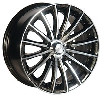 Фото Zorat Wheels ZW-393 (6x14/4x98 ET25 d58.6) BE-P