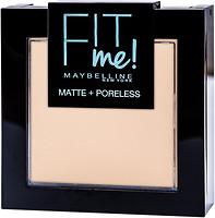 Фото Maybelline Fit Me Matte&Poreless №105 Fair Ivory