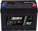 Фото Autopart Galaxy Plus Japan 100 Ah (0) (600-032)