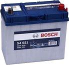 Фото Bosch S4 Silver 45 Ah (S4 021)