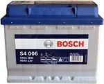 Фото Bosch S4 Silver 60 Ah (S4 006)