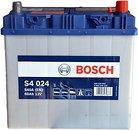 Фото Bosch S4 Silver 60 Ah (S4 024)