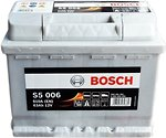 Фото Bosch S5 Silver Plus 63 Ah (S5 006)