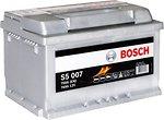 Фото Bosch S5 Silver Plus 74 Ah (S5 007)