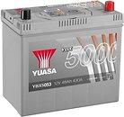 Фото Yuasa Silver High Performance Japan 48 Ah Euro (YBX5053)