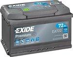 Фото Exide Premium 72 Ah (EA722)