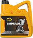Фото Kroon Oil Emperol 5W-40 4 л (33217)