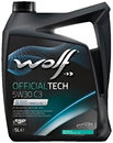 Фото Wolf Official Tech 5W-30 C3 4 л
