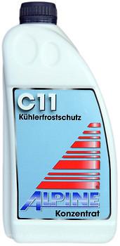 Фото Alpine C11 Kuhlerfrostschutz Blue 1.5л