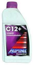 Фото Alpine C12+ Langzeitkuhlerfrostschutz Purple 1.5л