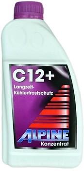 Фото Alpine C12+ Langzeitkuhlerfrostschutz Purple 1 л