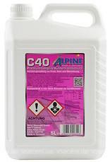 Фото Alpine C40 Premium Langzeitkuhlerfrostschutz 1.5 л