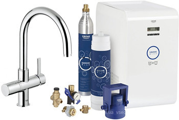 Фото Grohe Blue Chilled and Sparkling 31323001