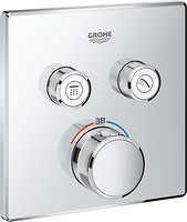 Фото Grohe Grohtherm SmartControl 29124000