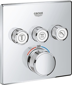 Фото Grohe Grohtherm SmartControl 29126000