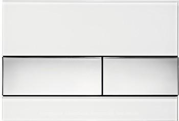 Фото TECE TECEsquare белая, хром глянцевый (9.240.802)