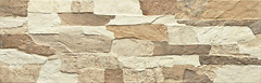 Фото Cerrad плитка фасадная Aragon Beige 15x45 (18860)