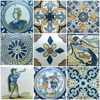 Фото Monopole Ceramica плитка напольная Antique 31.6x31.6