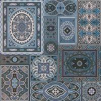 Фото Атем плитка напольная Aladdin BL 40x40 (15420)