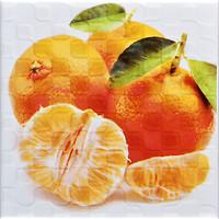 Фото Атем декор Orly Orange 2 W 20x20