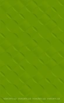 Фото Golden Tile плитка настенная Relax зеленая 25x40 (494061)