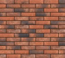Фото Cerrad плитка фасадная Loft Brick Chili 6.5x24.5