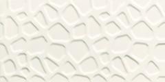 Фото Tubadzin плитка настенная All in White 2 Struktura 29.8x59.8