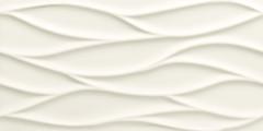 Фото Tubadzin плитка настенная All in White 3 Struktura 29.8x59.8