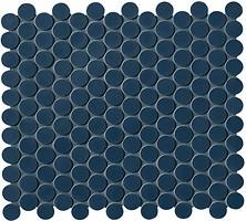 Фото FAP мозаика Boston Mosaico Round Petrolio 29.5x32.5