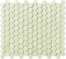 Фото FAP мозаика Boston Mosaico Round Sabbia 29.5x32.5