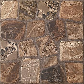 Фото Cersanit плитка напольная Pamir Brown 32.6x32.6