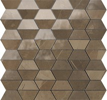 Фото Marazzi мозаика Evolution Marble Mosaico Bronzo Amani Lux 29x29 (MK0D)