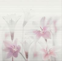 Фото Opoczno декор-панно Tensa Flower 59.4x60 (комплект 2 шт)