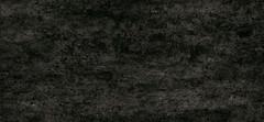 Фото Inter Cerama плитка настенная Metalico черная 23x50
