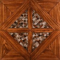 Фото Stevol плитка напольная Marco Polo коричневая 50x50 (FP5733)