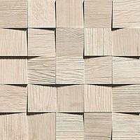 Фото Atlas Concorde мозаика Axi Mosaico 3D White Pine 35x35