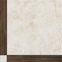 Inter Cerama плитка напольная SHATTO коричневая 43x43