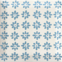 Фото Ceramika Paradyz плитка настенная Rodari Blue 9.8x9.8