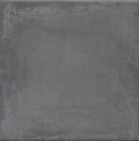 Фото Kerama Marazzi плитка напольная Карнаби-стрит темно-серая 20.1x20.1 (1572)