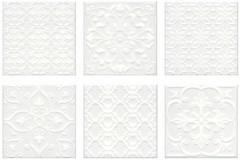 Фото Kerama Marazzi плитка настенная Суррей белая 20x20 (5226)