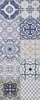 Фото Атем плитка настенная Izmir Sote BL 20x50 (16795)