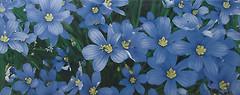 Фото Атем декор Yalta Flower BL 20x50 (15941)