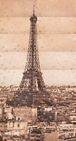 Фото Атем декор-панно Paris 119x236 (17647) (комплект 16 шт)