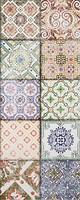Фото Атем плитка настенная Izmir Vintage Color 20x50 (16728)