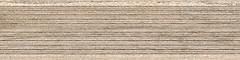Фото Inter Cerama плитка напольная Lamina светло-коричневая 15x60